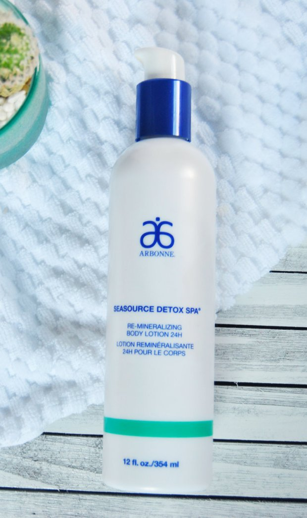 Seasource lotion